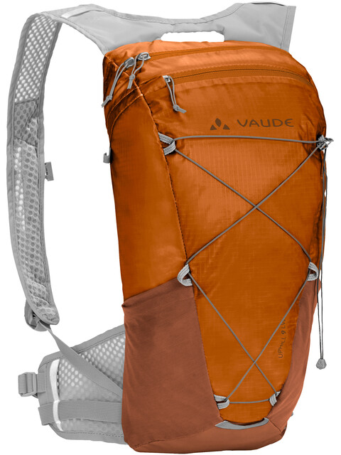 VAUDE Uphill 9 LW - Sac à dos - gris/orange